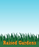raised gardens, by Naturel Lawn and Garden - Reno, Nevada